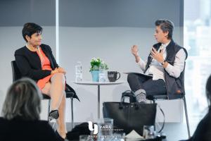Dr. Parvaneh Gina Cody in conversation with Samira Mohyeddin